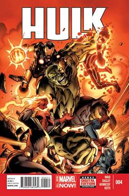 Hulk Vol. 3 (Comic Book) #4