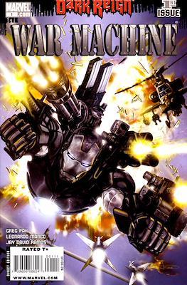 War Machine Vol 2