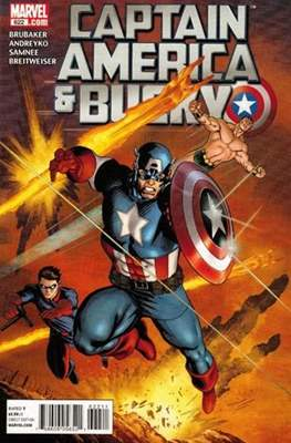 Captain America Vol. 5 (2005-2013) #622