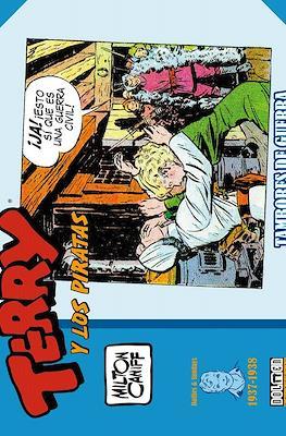 Terry y los Piratas (Cartoné 208 pp) #4