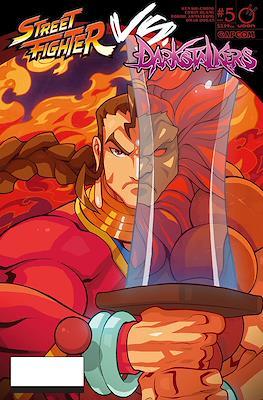 Street Fighter Vs. Darkstalkers (Comic-book) #5