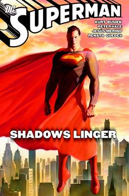 Superman Shadows Linger