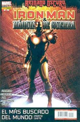 Iron Man: Director of SHIELD / Iron Man & Máquina de Guerra / El Invencible Iron Man (2008-2011) (Grapa, 48 páginas) #26