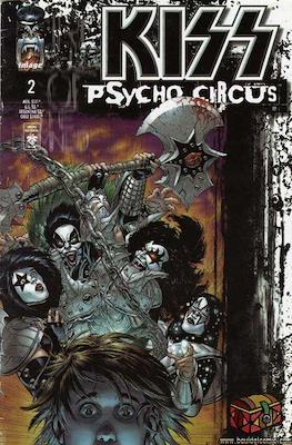 Kiss - Psycho Circus (Grapa) #2