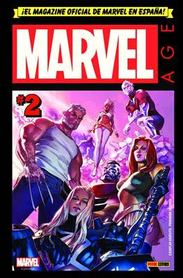 Marvel Age (2016-) (Grapa) #2