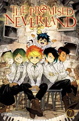The Promised Neverland (Softcover) #7