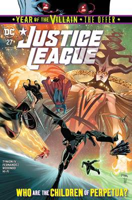 Justice League Vol. 4 (2018- ) (Comic Book) #27