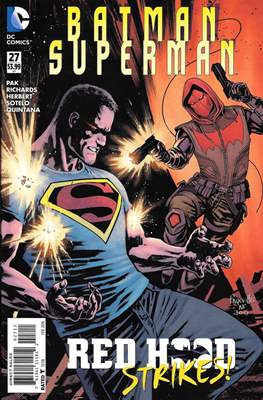 Batman / Superman Vol. 1 (2013-2016) (Comic Book) #27