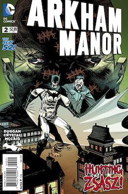 Arkham Manor (2014-2015) (Comic-book) #2