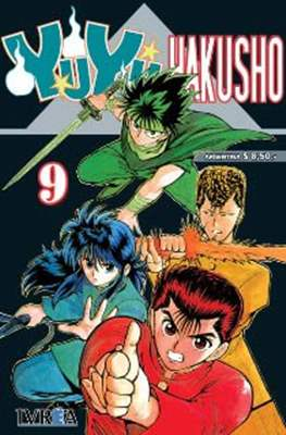 Yu Yu Hakusho (Rústica) #9