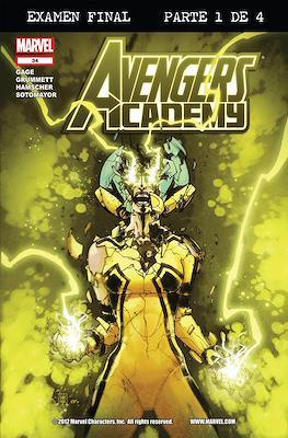 Avengers Academy (2010-2013) (Comic-Book) #34