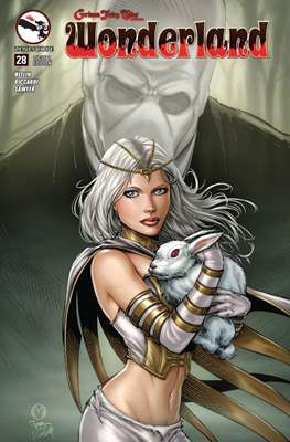 Grimm Fairy Tales presents Wonderland (Comic Book) #28