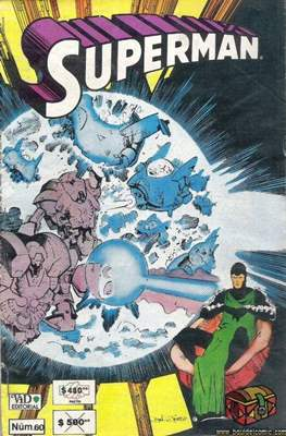 Supermán (1986-2001) (Grapa) #60