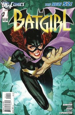 Batgirl Vol. 4 (2011-2016) (Comic-Book) #1