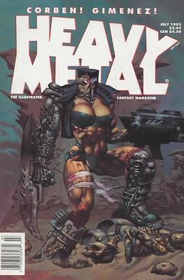 Heavy Metal Magazine (Grapa) #145