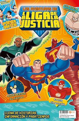 Las aventuras de la Liga de la Justicia #6