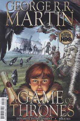 A Game Of Thrones (Comic Book) #23