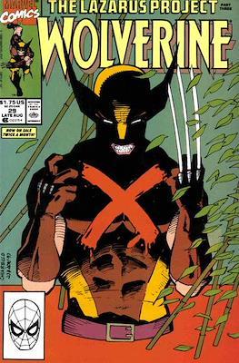 Wolverine (1988-2003) (Comic Book) #29