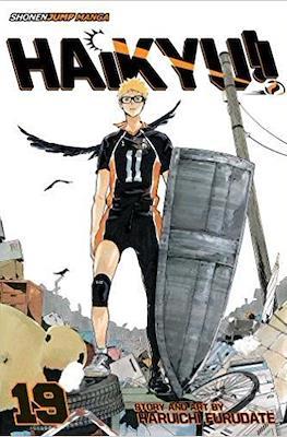 Haikyu!! (Paperback) #19