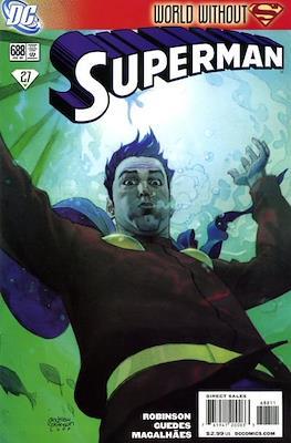 Superman Vol. 1 / Adventures of Superman Vol. 1 (1939-2011) (Comic Book) #688