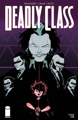 Deadly Class (Comic-book) #25