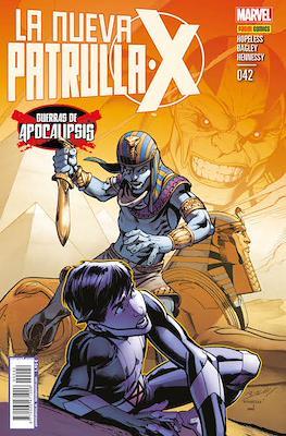 La Nueva Patrulla-X / La Patrulla-X Azul / Patrulla-X Negra (2013-) (Grapa) #42