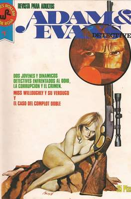 Adam & Evans: Detectives (Grapa. 1977) #1