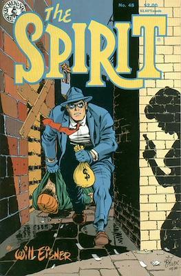 The Spirit (1983-1992) (Comic book. 32 pp) #48