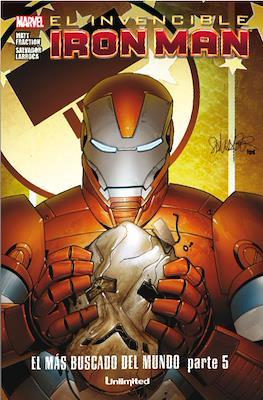 El invencible Iron Man (Rústica) #8