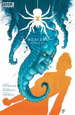 Weavers (comic-book) #5