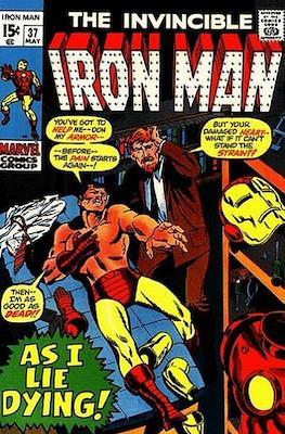 Iron Man Vol. 1 (1968-1996) (Comic book) #37