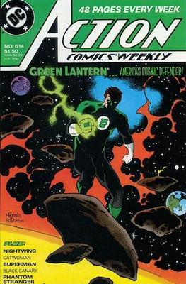 Action Comics Vol. 1 (1938-2011; 2016-) (Comic Book) #614