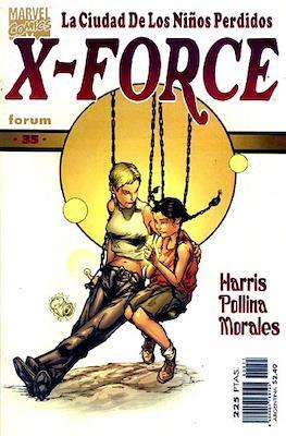 X-Force Vol. 2 (1996-2000) (Grapa 24 pp) #35