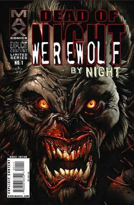 Dead of Night Featuring Werewolf by Night #1