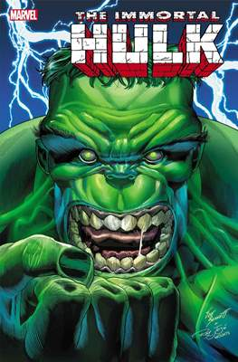 The Immortal Hulk (2018- Variant Cover) (Comic Book) #25.1