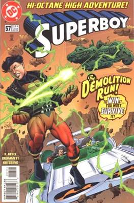 Superboy Vol. 4 #57