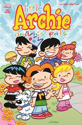 Little Archie and his Pals (2017)