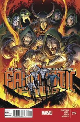 Fantastic Four vol. 4 (Digital) #15