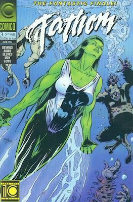 Fathom (1992-1993) (Comic Book) #3