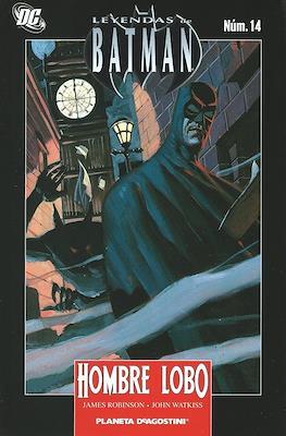 Batman. Las leyendas de Batman (Rústica 144 pp) #14