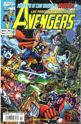 Avengers (Grapa) #42