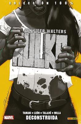 Jennifer Walters: Hulka. 100% Marvel (2018) (Rústica con solapas 112 pp) #1