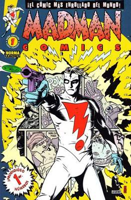 Madman Comics (Rústica) #1