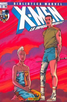 Biblioteca Marvel: X-Men (2006-2008) (Rústica 160 pp) #19