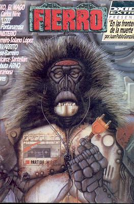 Fierro (Grapa (1984-1992) Primera época) #30