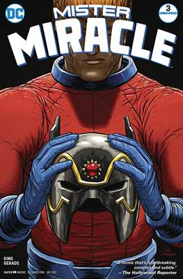 Mister Miracle (Vol. 4, 2017- 2018) #3