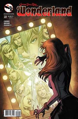 Grimm Fairy Tales presents Wonderland #22
