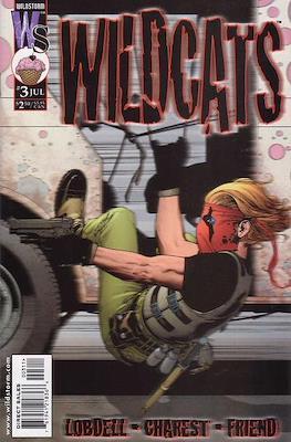 Wildcats Vol. 2 (Comic Book) #3