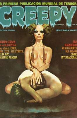 Creepy (Grapa, 1979) #11
