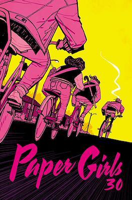 Paper Girls (Comic-book) #30